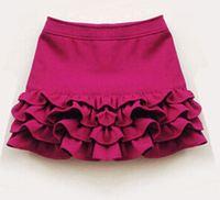 2015 S M L XL 2XL 3XL Women Fashion Empire Ruffles Bud Mini Skirts Lady Cute Cake Skirt 3280