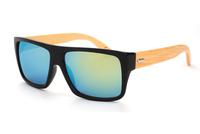 Bamboo Sunglasses Men Wood sunglasses Oculos De Sol Masculino Wooden Sunglasses Women Brand Designer Gafas Oculos Feminino 1033
