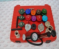 2014 Promotion 21pcs type Car Radiator Water Pressure Cooling System diagnosis Kit