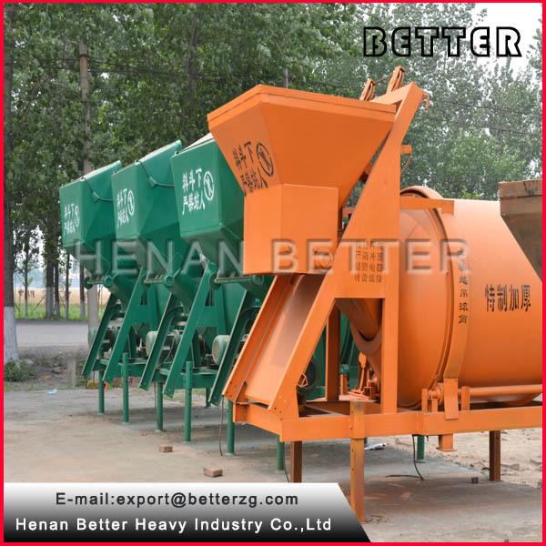 2015 nova condição de concreto portátil misturador para venda(China (Mainland))