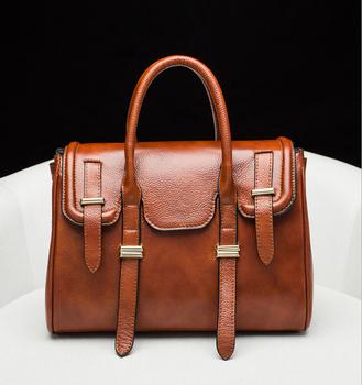 Британский стиль натуральная кожа женщины сумки винтаж женщин сумка почтальона сумочки сумка коровьей дамы сумки на ремне креста тела сумки Bolsas