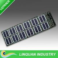 36W Folding solar charging bag