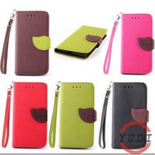 Cases For Nokia Lumia 730 735 Luxury Wallet PU Leather Protective Stand case For Lumia 730 cover Mobile Phone Accessories YD73