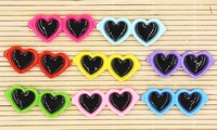 mix colors 50PCS/lot resin glasses for phone kids accessaries resin cabochons free shipping