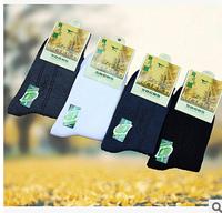 Promotion Men's Sports Socks Fashion bamboo fibre socks casual man socks Famous Brands male socks