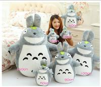 25CM(9.8Inch) Miyazaki Hayao My Neighbor Totoro Plush Stuffed Animal Toy Doll For Girl Friend&Birthday Gift