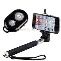 Controle Bluetooth Shutter +selfie Monopod + Adap Celular