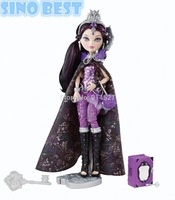 SINO BEST Original Ever After High Legacy Day Raven Queen Dolls For Girls Geniune Brand Toys Christmas  Birthday Gifts