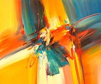 NEW 2015 100% hand-painted Free shipping new oil painting high quality Abstract painting abstract DM-20150010624