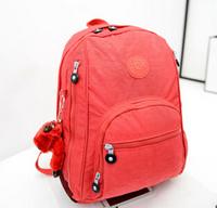 Bolsa kippling backpack mochila escolar women travel bags fashion girl kippling school bag mochilas femininas bolsas kippling