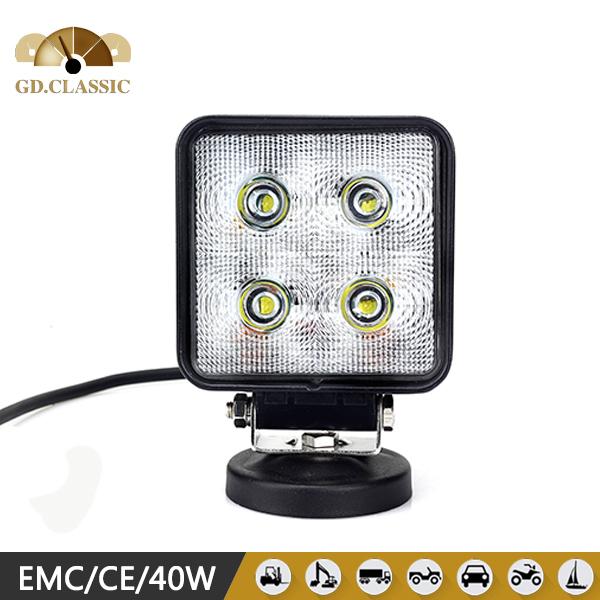 Creative new design 40w utility vehicle led work light(China (Mainland))