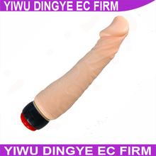 Flesh Dildo vibradores enormes sensação Real da pele Big Black realista pênis de borracha(China (Mainland))