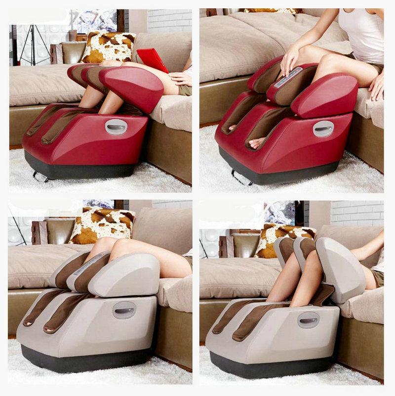 Foot reflexology foot massage machine foot massager leg massage legs machine foot electric meter(China (Mainland))