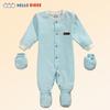 2015 children's underwear suits of the girls boys Pure cotton set  Newborn baby clothes cotton one-piece pajamas,