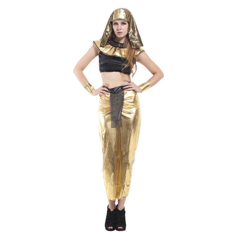 Dark Egyptian Princess Costume Egyptian Princess Costume