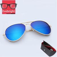 Fashion Brand Designer Women Men Ray Band Femininos Sunglasses Oculos Aviador sun glasses female Original Wholesale