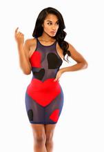 explosion models suspicious fashion
