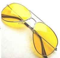 New arrive!! Brand New Night Driving Glasses Anti Glare Vision Driver Safety Sunglasses
