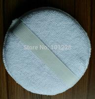 White Microfiber Polishing Pad Diameter 12.5cm 4PCS/Pack
