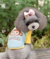 Free Shipping! Dog Clothing Cat Clothes Monkey Animal Pet Product Pet Clothing Dog Coat 2015 New Coat for Dog 1pcs/lot
