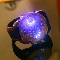 Hot New atmos clock Original Men's Watch LED Waterproof Military Sport Watches relojes deportivos montre homme relogio luxury