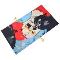 2015 new seamless tube custom printed multifunctional outdoor bandana