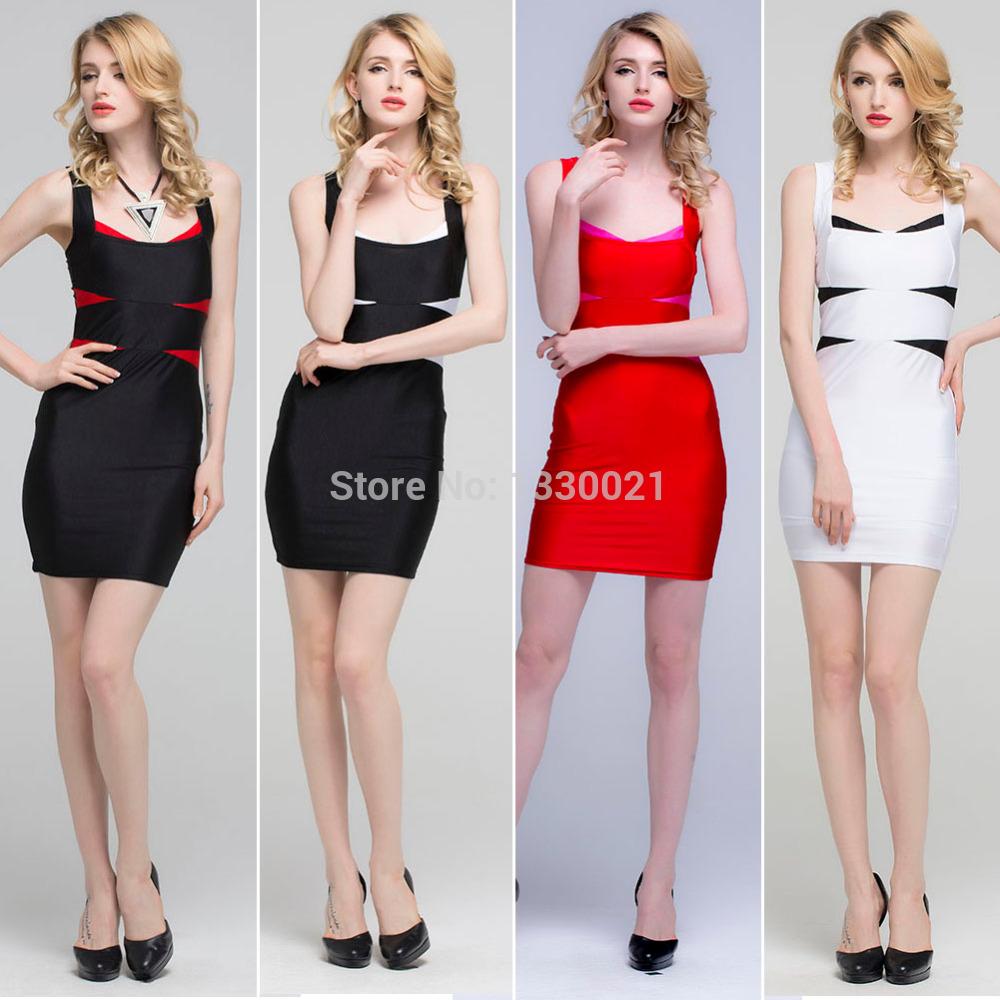 Женское платье Vakind 2015 Bodycon 81338 женское платье vakind w7tn bodycon 86657