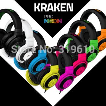 Razer Kraken Pro Gaming Headset, Original & Brand New, Without Retail Box, Fast& Free shipping, In stock(China (Mainland))