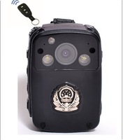 """2015 New Arrival Police Body Worn 16GB Camera 1/3"""" color CMOS sensor Included transmitter"""