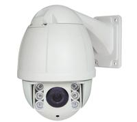 Free shipping B-Qtech@10X zoom HD 1080P 2.0MP PTZ speed  doom CCTV IP security camera 80m IR distance Onvif IR CUT Waterproof