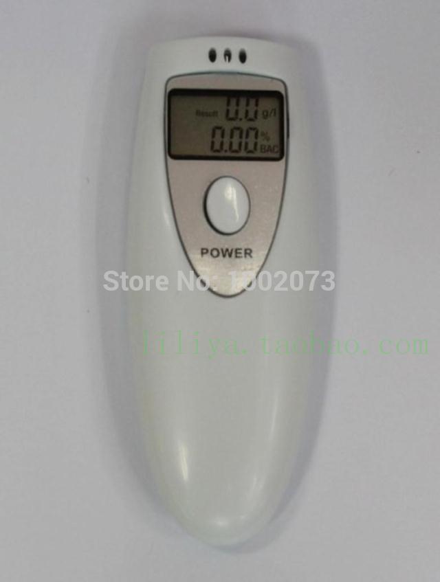 Gadgets Meter LCD Digital Analyzert Alcohol Accurate Breath Tester Analyzer Breathalyzer Detector Test Testing(China (Mainland))