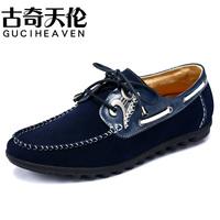 Guciheaven new design leather men's shoes, men's casual  leather shoes, men's driving shoes,genuine leather