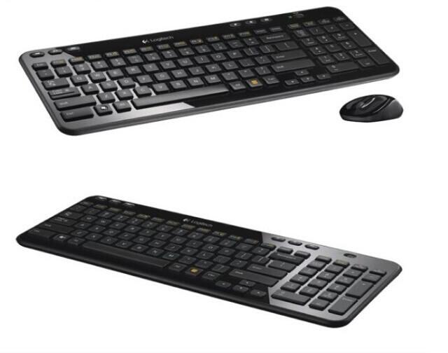 2015 Hot Sale, Wireless Mouse Keyboard for Logitech MK365 Wireless Combo Keyboard mouse chocolate buttons(China (Mainland))