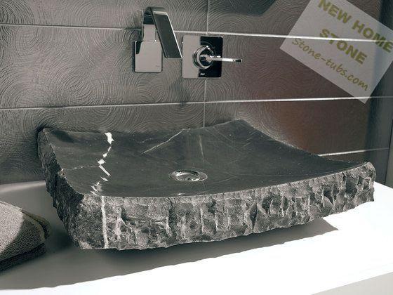 Online kopen wholesale stenen aanrecht bekkens uit china stenen aanrecht bekkens groothandel - Rechthoekige gootsteen ...