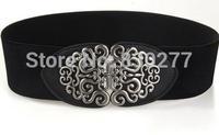 Yu Shang  Mei  Ms. wide elastic girdle hollow totem pattern   YS437A