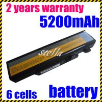 L08O6D13 Y550 L08L6D13  battery Laptop For Lenovo IdeaPad 55Y2054 L08S6D13  Y450 Y450a