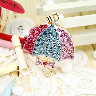 Umbrella Jewelry Lovers Gift Usb 2.0 Memory Stick 8GB 16GB 32GB 64GB Pendrive 64GB Flash Drive Pen Drive 16gb Usb Key Drives(China (Mainland))