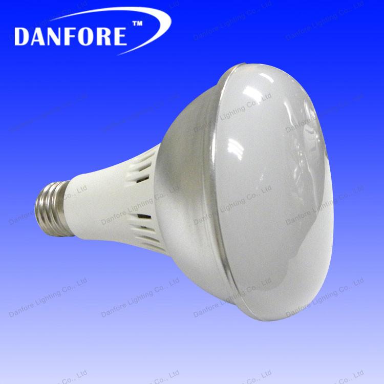 10pcs/Lot 10W BR40 LED Bulb 1200lm AC90-265V CE UL approved LED Lights Dimmable E27 E26 led bulb(China (Mainland))
