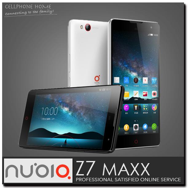 """Z7 max NEW smartphone Original Unlocked ZTE Nubia Z7 Max 32GB Quad Core 3G&4G 5.5"""" IPS 1920x1080 2G-RAM 13MP Android Cell Phones(China (Mainland))"""