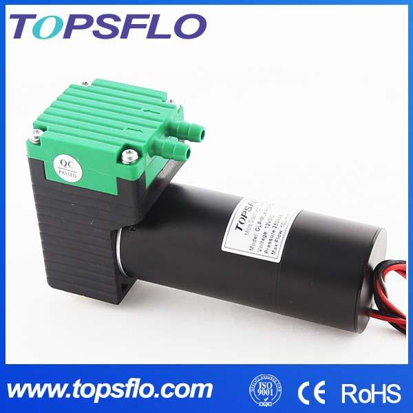 Wholesale 10pcs/lot TOPSFLO TM40-E Fitness Fragrance Systems High pressure diaphragm brushless dc 12v scent air pump(China (Mainland))