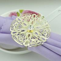 100pcs   wedding napkin ring CJK100