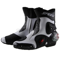 Free shipping! Hot Sell PRO-BIKER SPEED BIKERS Motorcycle Racing Boots Motocross Motorbike boots Shoes SIZE: 40/41/42/43/44/45