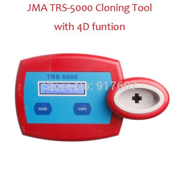 2015 JMA TRS-5000 Cloning Tool TPX Cloner(Copy 4D) Copy tool auto key programmer(China (Mainland))
