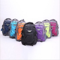 Canvas Backpack Fashion Men's Women's Travel Backpacks Sport Bags Solid Color Travel School Bag