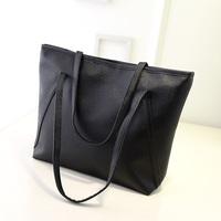 2015 female bags fashion fashionable casual all-match large bag handbag women's bag