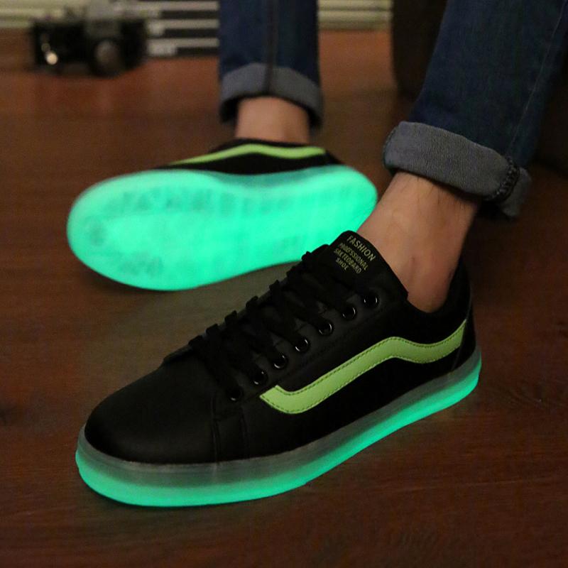 Как сделать светящуюся подошву на кроссовках