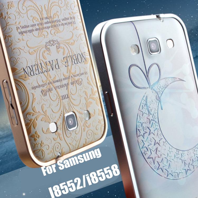 Чехол для для мобильных телефонов OEM Samsung i8552 i8558 + Samsung i8552 i8558 FMP-Galaxy win i8552 i8558 чехол для для мобильных телефонов oem sumsung galaxy s5 wood case for sumsung galaxy s5