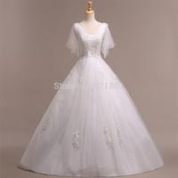 vintage wedding dresses vestido de noiva wedding dress 2015 casamento fashionable vestido de noiva curto robe de mariage 635