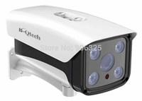 POE CCTV 1.0MP 720P Wireless IR IP security camera Onvif P2P Motion detection alarm IR cut with 4 Array leds 50m IR distance