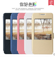 Cheap PU flip leather case for meizu mx4 pro protector case with track number free shipping